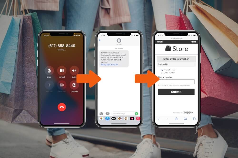 Zappix Launches Three New Retail and eCommerce Visual IVR Customers